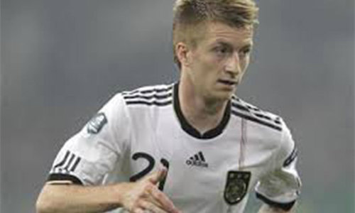Reus to miss Germany's Euro 2016 qualifier