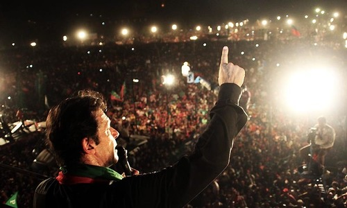 5 things Imran Khan did wrong