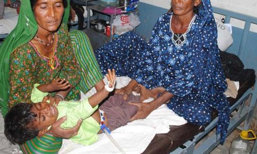 Pakistan ranks third for pneumonia deaths in the world