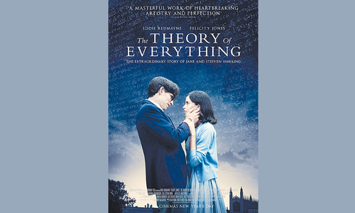 The Theory of Everything — more than Stephen Hawking's story