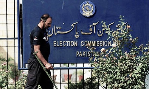 KP empowers ECP to act against election staff