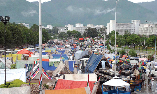 Govt looking to outlaw protests inside Red Zone