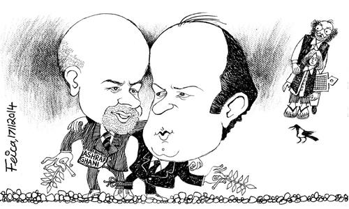 Cartoon: 17 November, 2014