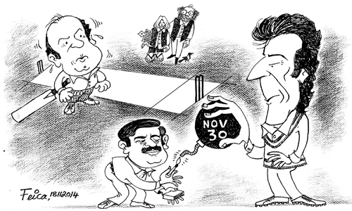 Cartoon: 18 November, 2014