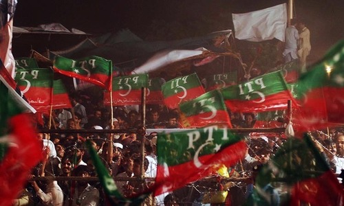 Suspended PTI MPAs claim they are being restored