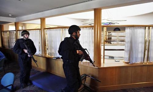 Four Israelis killed in Jerusalem synagogue attack