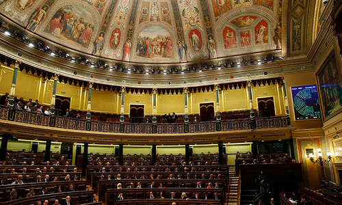 Spanish lawmakers call on govt to recognise Palestine