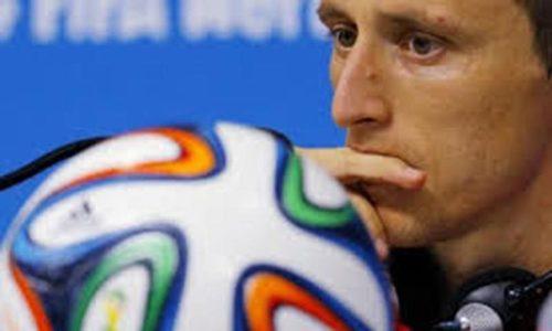 Real's Modric suffers injury blow