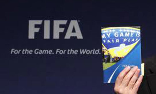 FIFA files criminal complaint over World Cup bids