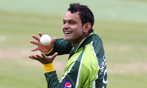 Hafeez to undergo test of bowling action