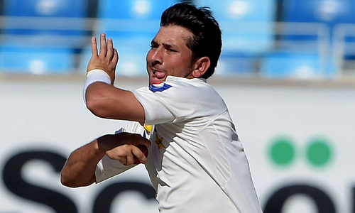 Yasir Shah: Messi lookalike who wants to be like Warne