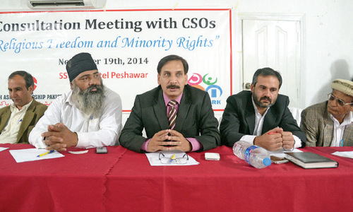 Ulema, civil society urged to help protect minorities' rights