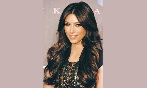 Kim Kardashian's big… boss