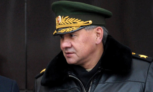 Russian defence minister due today