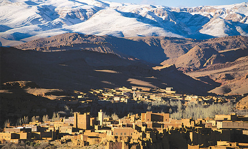 Meet the Maghreb