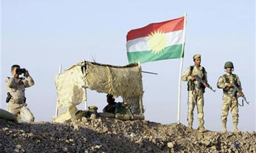 Kurdish forces launch fresh offensive against IS