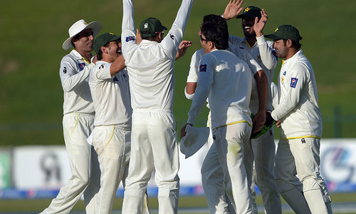 Comment : Pakistan face daunting challenge on last two days