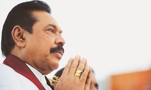 Sri Lanka president seeks re-election in snap polls