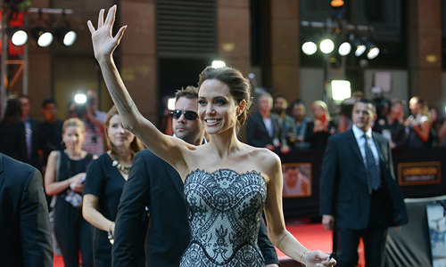 Angelina Jolie says ready to give up acting: report