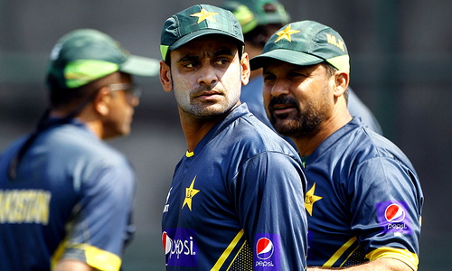 I don't see any problem with my action: Hafeez