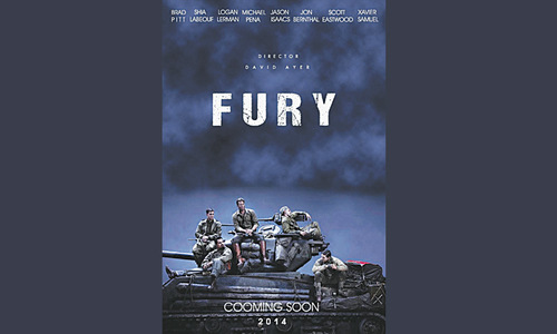 Fury: Lean, mean killing machines