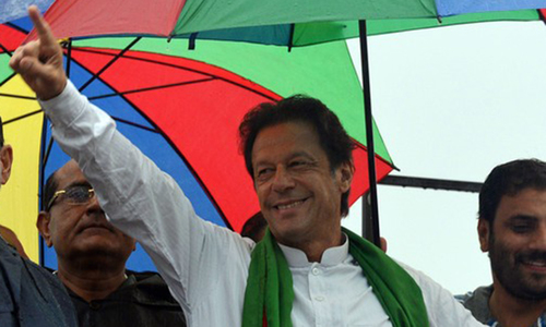Bhutto's 'unfinished' agenda to be completed, says Imran