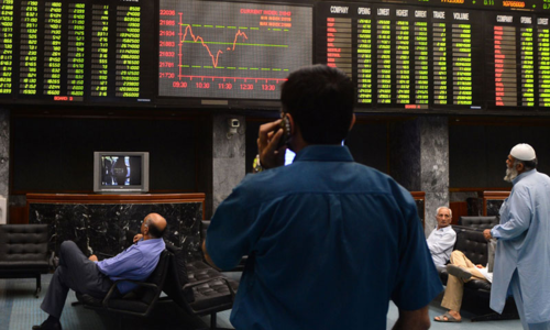 Index plunges by 517 points on panic-selling