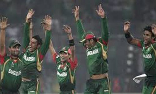 Bangladesh hot favourites in ODI series against Zimbabwe
