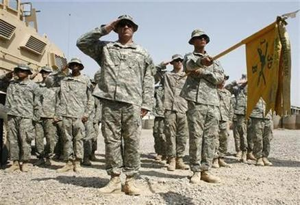 US to send new troops to Iraq even before Congress OKs funds