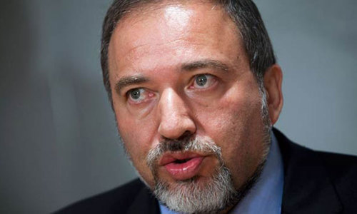 Israel says Hamas planned to assassinate FM Lieberman