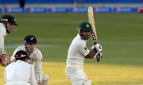 2nd Test: Gruelling Pakistan, New Zealand bout ends in draw