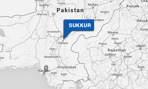 Conference vows to launch united struggle to rid Sukkur of chronic civic problems
