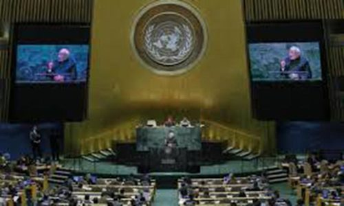 UN adopts resolution on child marriage