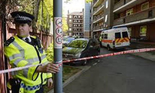 Explosion in London hotel where Zardari was staying