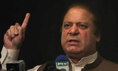 Nawaz dismisses elections before 2018