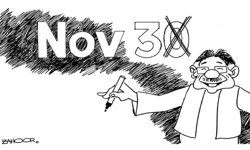 کارٹون: 23 نومبر2014