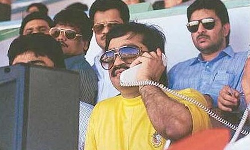 Dawood living near Pak-Afghan border, says Indian minister
