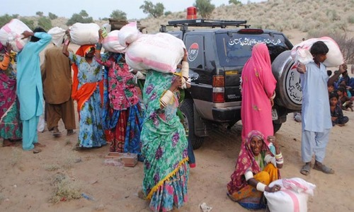 Thar: Drought or disaster?