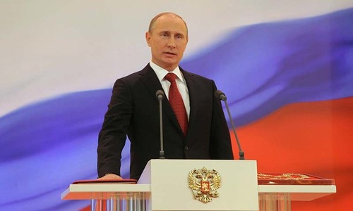 Putin says Russia will not isolate itself behind 'Iron Curtain'