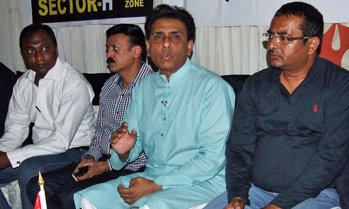 Demand for new provinces is constitutional: MQM