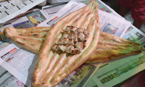 A carnivorous feast, Afghan style