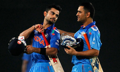 Team-mates will determine success of my captaincy: Kohli