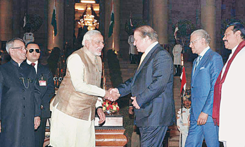 India-Pakistan tensions set to sour regional summit
