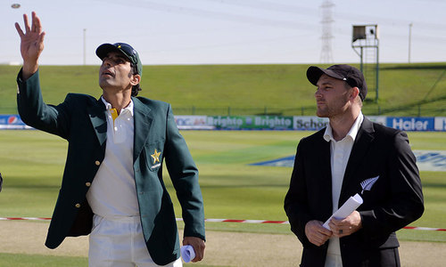 Toss vital as Pakistan, New Zealand play for series