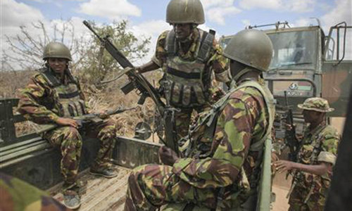 Kenya claims anti-Shebab strikes in Somalia after bus attack