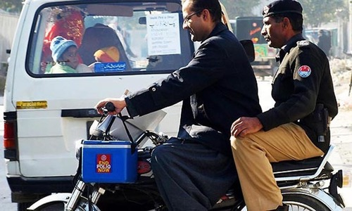 چارسدہ میں پولیو ٹیم پر حملہ، رضاکار زخمی