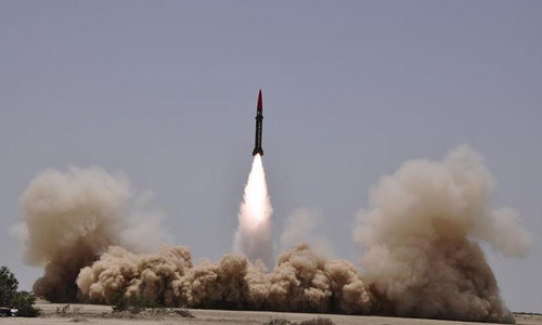 Pakistan has world's fastest growing nuclear programme: US think tank