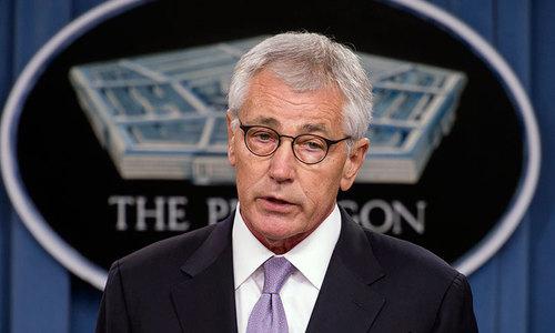 امریکی وزیر دفاع مستعفی
