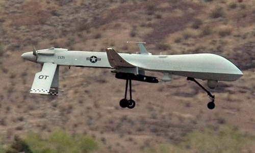 Drone strike near Pakistan border leaves five dead in Afghanistan