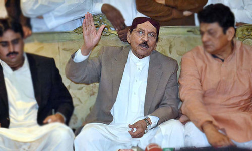 Qaim dispels 'replacement' rumours